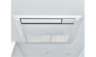 家庭用天井埋込エアコンクリーニング