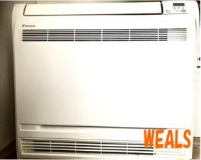 床置きエアコン対応可能