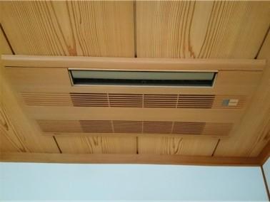 天井埋込(家庭用)エアコン