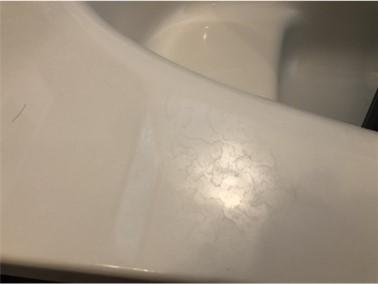 浴室施工前③