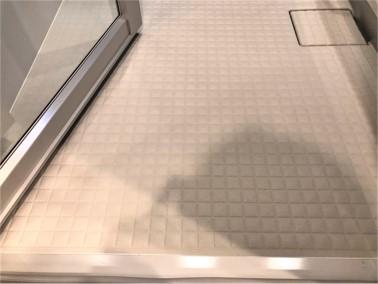 浴室床(サーモフロア)【施工後】