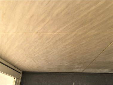 ②空室・浴室クリーニング(壁面)【施工前】
